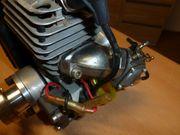 Modellmotor ZG 45