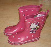 Hello Kitty Mädchen Gummistiefel Kinder
