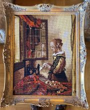 Gobelinbilder inkl hochwertigem Holzrahmen