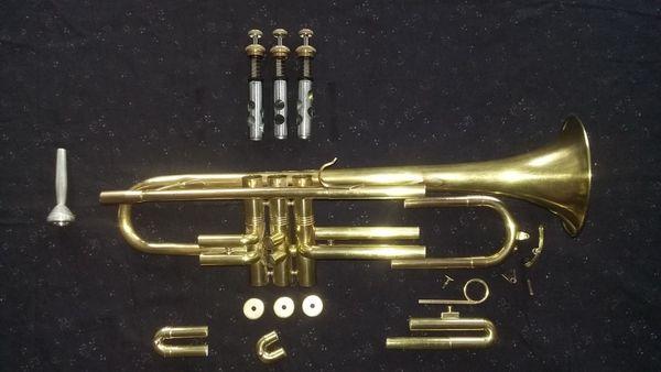 Polmuz DeLuxe B-Trompete