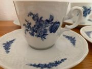 Seltmann-Weiden 6 Espressotassen-Set Wien Blaue