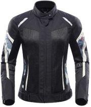 Frauen Motorradjacke Atmungsaktive Motorradbekleidung Grösse