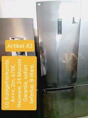 LG Kühlgefrierkombi A Neuware mit