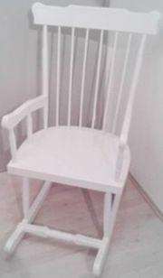Schaukelstuhl Stuhl Sessel Schauckelstuhl Stillstuhl