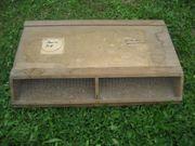 Transportbox Versandbox Box für Vögel