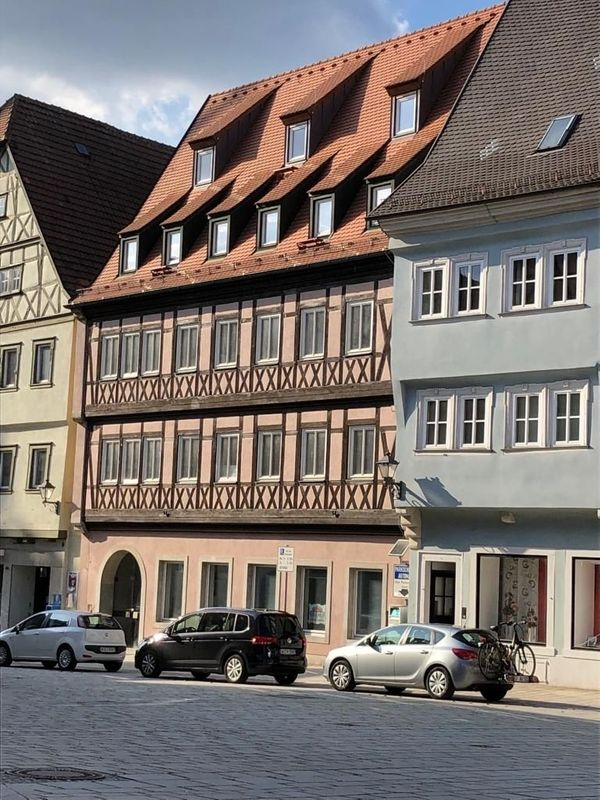 Ochsenfurt Mietwohnung 3 ZKB ab