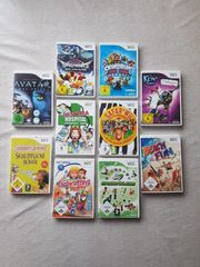 Top Angebot Nintendo Wii Spiele