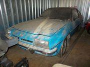 Oldtimer Opel Manta