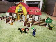 Playmobil 5221 Country Reiterhof mit