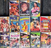 WWF Wrestling 13 x VHS
