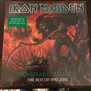 Iron Maiden Disk Vinyl Konvolut
