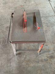 Tischkreissäge Topzustand