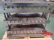 Presswerkzeug für Skateboard Decks