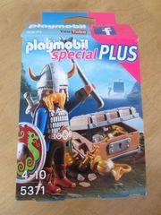 Playmobil 5371 - Wikinger mit Goldschatz -