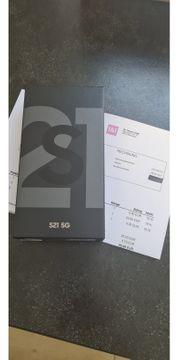 Samsung galaxy s21 5G grau
