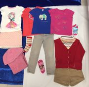 Mädchenbekleidung Gr 110