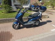 Peugeot Elyseo 100 Blau