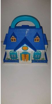 Blue-box Haus Schule zu verschenken