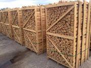 Trockenes Brennholz geliefert in der