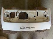 Details zu Porsche 997 Motorhaube