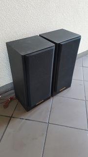 2 Große Pioneer CS-557 Lautsprecher