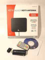 USB DVB-T Receiver DVB-T Antenne