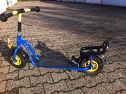 Puky Roller blau und gelb