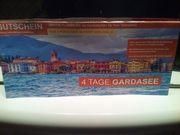 Reise Gutschein 4 Tage Gardasee