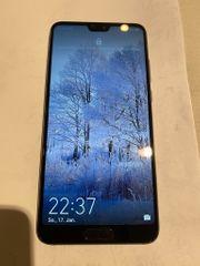 Huawei P20 Pro - 128GB - Fingerabdrucksensor