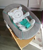 Hauck Neugeborenen Aufsatz Alpha Bouncer