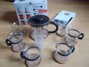 Bodum Glas Tee Service Set