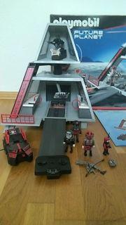 playmobil E-Rangers Future Base 5149 5151