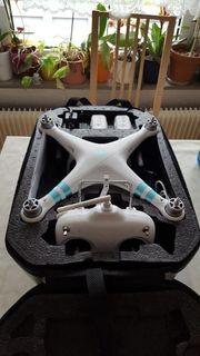 Dji Phantom 3 Drohne Quadrocopter