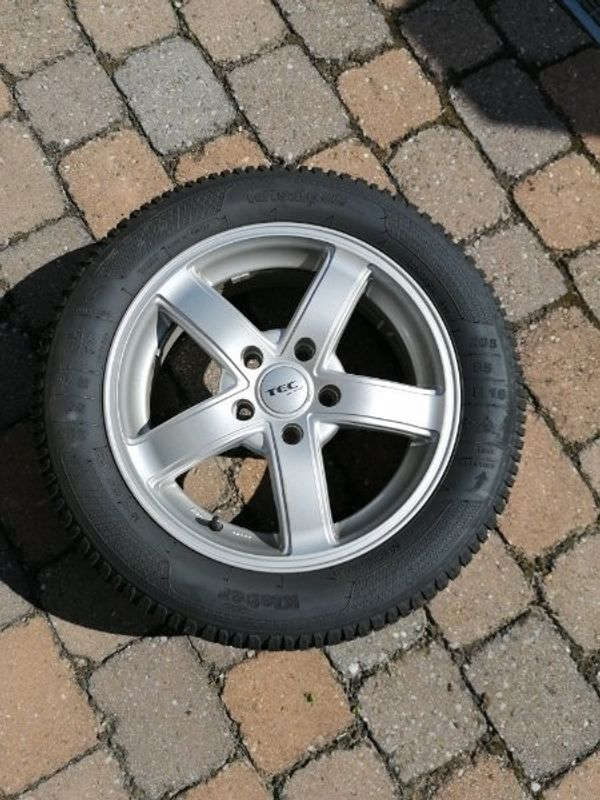 Winterkompletträder Mazda 5 TEC Alufelge