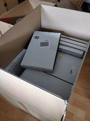 34 Maxibriefkartons DIN A4 Karton