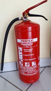 Feuerlöscher ABC Pulverlöscher 6kg 1