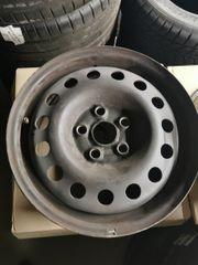 VW Sharan Stahlfelgen 16 Zoll