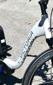 Fast neues E-Bike Victoria e-Manufactur