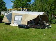 Camp-let Adventure Zeltcaravan Klappcaravan Faltwohnwagen