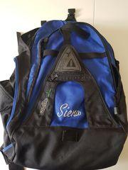 Vaude Siena Aeroflex Rucksack blau-schwarz