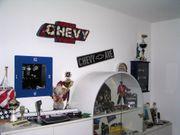 Chevy Metall Schild Wand Deko