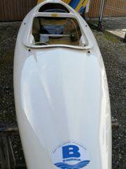 kajak bavaria mit schlauchboot