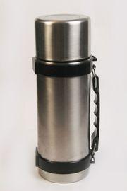 Thermosflasche Outdoor Edelstahl matt 1L