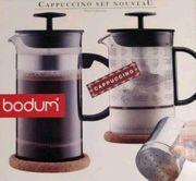 bodum Cappuccino Set Nouveau