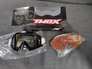 Neu two-x race crossbrille Motorrad