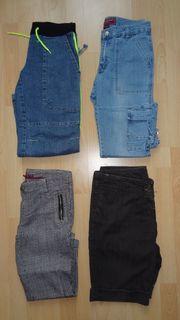 Kurze Hosen für Frauen Mädchen -