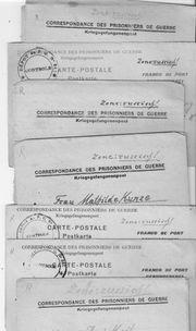 Kriegsgefangenenpost
