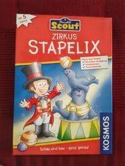 Zirkus Stapelix Spiel