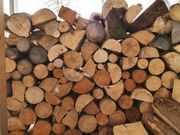 Holz Brennholz Kaminholz Fichte Länge