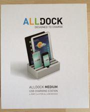 Super günstig USB Ladestation Alldock